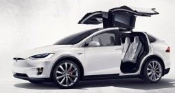 Tesla Model X Turbo